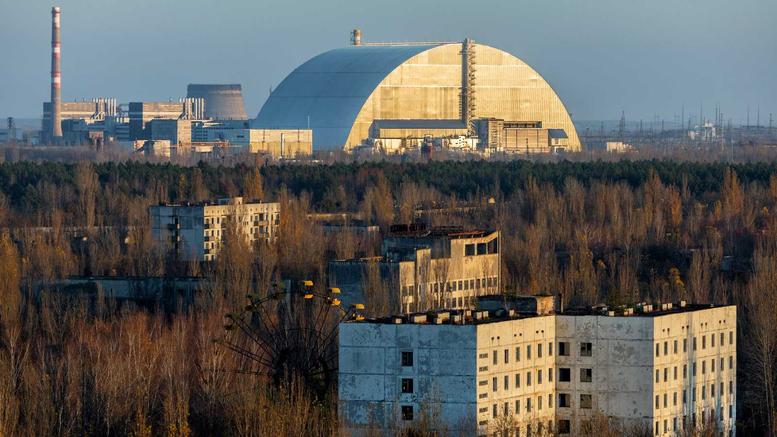 Cinco pistas - 20 años del cierre de Chernóbil - 23/12/20 - escuchar ahora