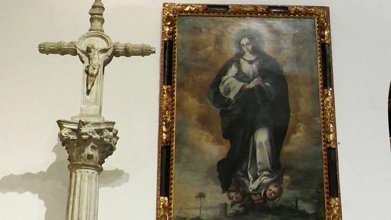 Más cerca - Identifican la primera Inmaculada pintada por Murillo, estaba en una iglesia en Sevilla - Escuchar ahora