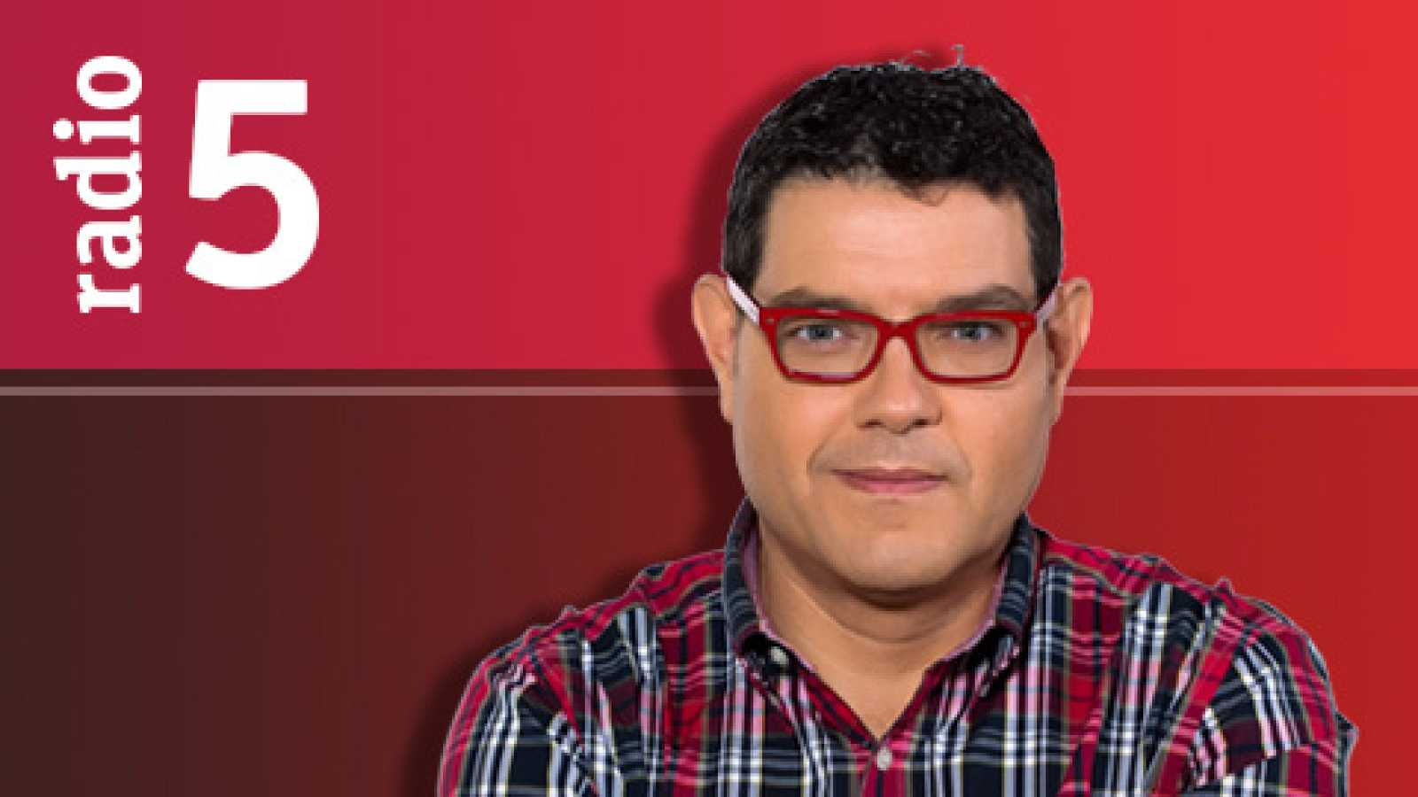 La entrevista de Radio 5 - Alejandro Herrero Manrique - 15/12/20  - Escuchar ahora
