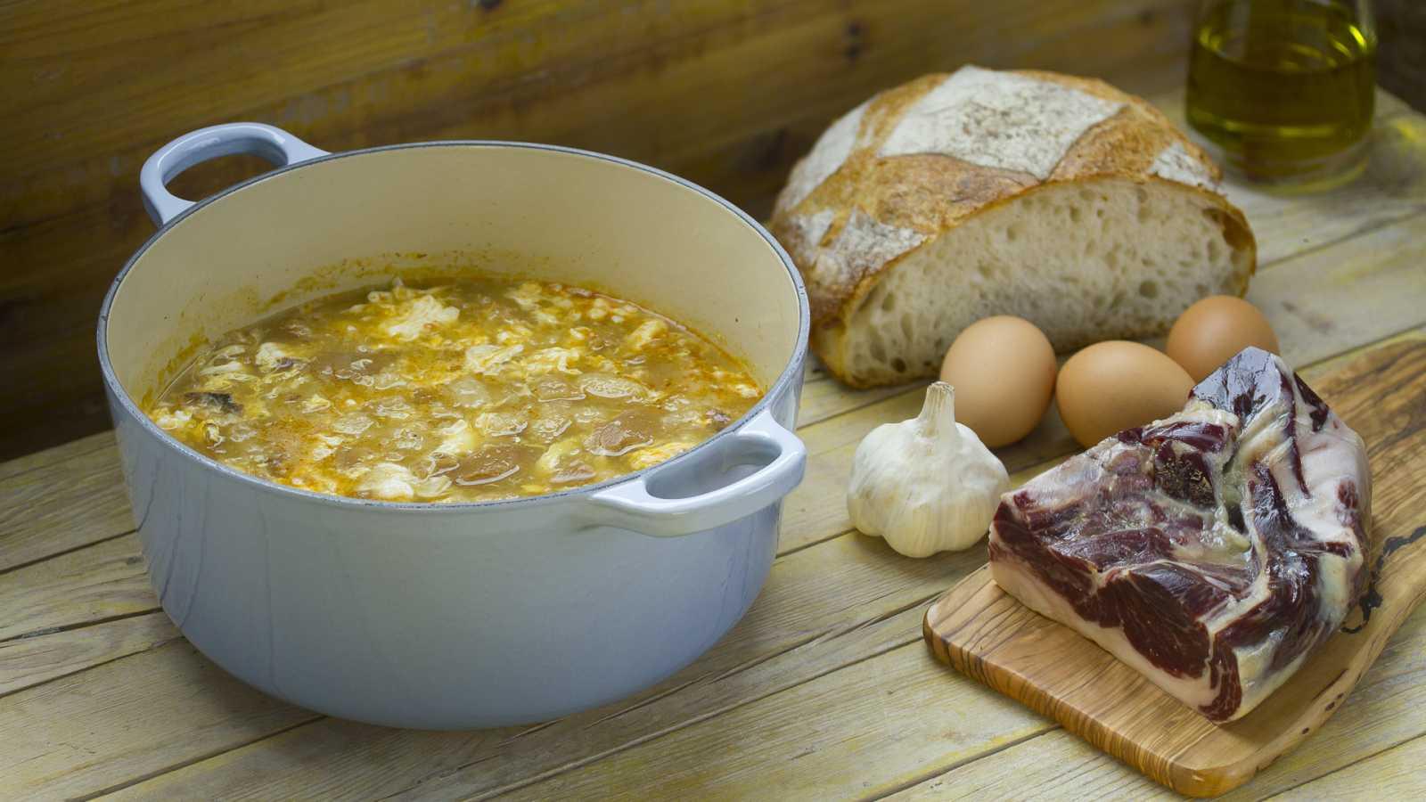Comer y cantar - Sopa castellana - 18/12/20 - escuchar ahora