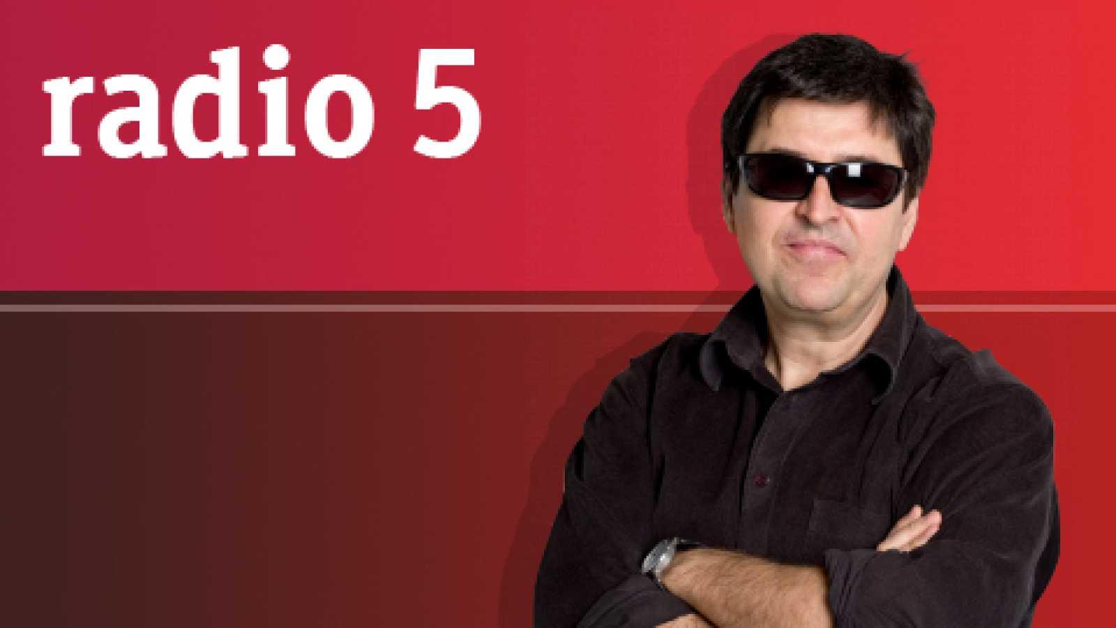 En un mundo feliz en Radio 5 - Miguel Jara - 19/12/20 - Escuchar ahora