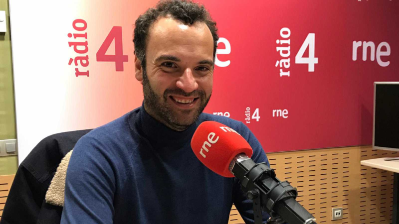 """Las mañanas de RNE con Íñigo Alfonso - Pol Morillas: """"La capacidad para distribuir la vacuna globalmente marcará hacia dónde va el mundo en 2021"""" - Escuchar ahora"""