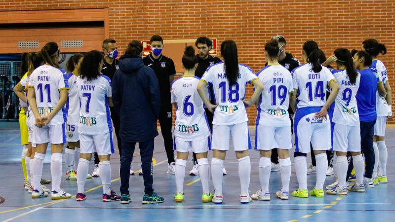Tablero Deportivo - Un día con el C.D. Leganés Femenino de fútbol sala - Escuchar ahora
