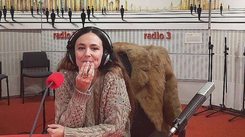 Hoy empieza todo con Marta Echeverría - Marta Etura, Rigoberta Bandini y Moisés de León - 17/12/20 - escuchar ahora