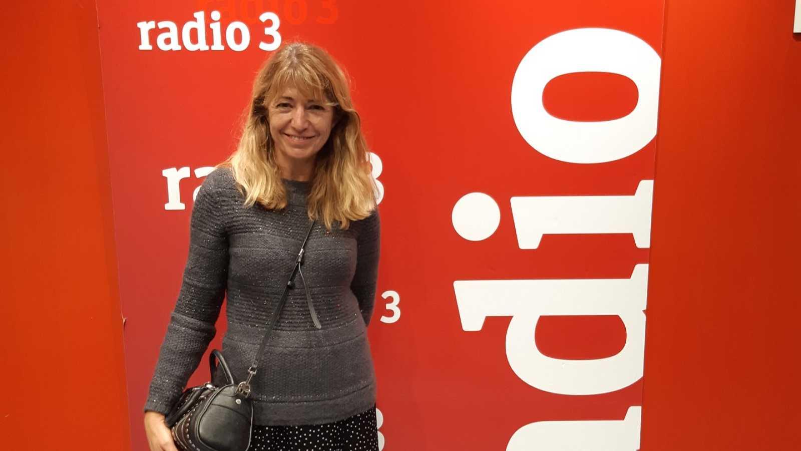 En Radio 3 - Inés París - 19/12/20 - escuchar ahora