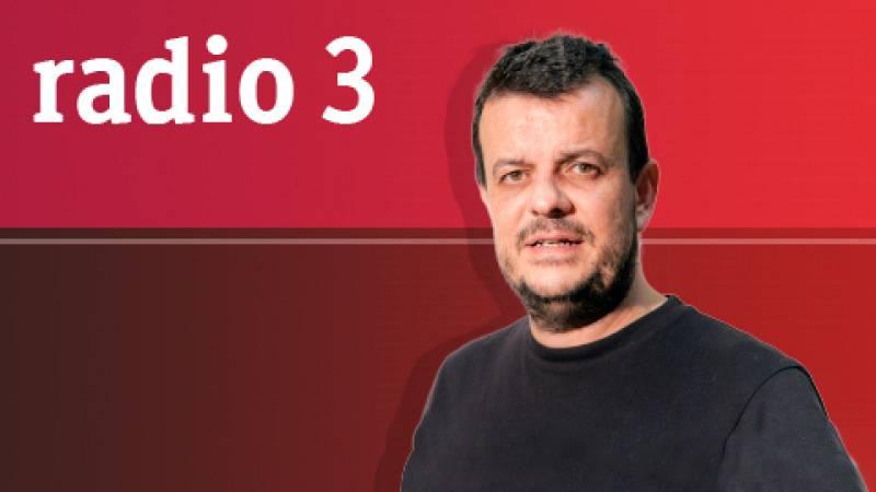 Sateli 3 -  Nueva colaboración (01) Los Danceflooramas del Sr. Lobezno !!! - 18/12/20 - escuchar ahora