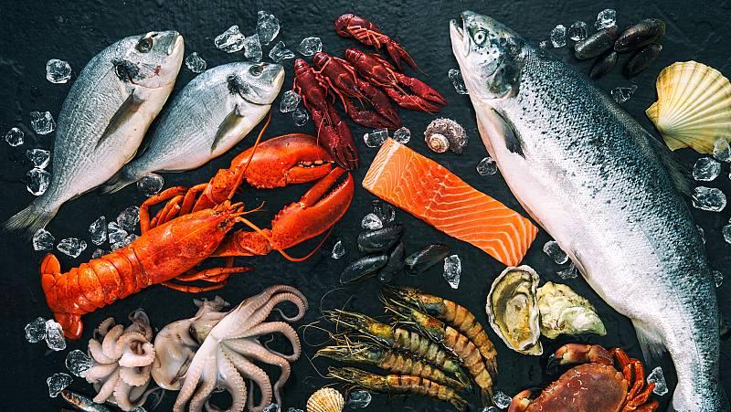Españoles en la mar - Consumo de pescado y marisco - 29/12/20 - escuchar ahora