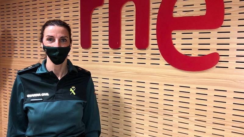 """Las mañanas de RNE con Íñigo Alfonso - Silvia Gil, pionera en la Guardia Civil: """"Hay que acabar con muchos estereotipos"""" - Escuchar ahora"""