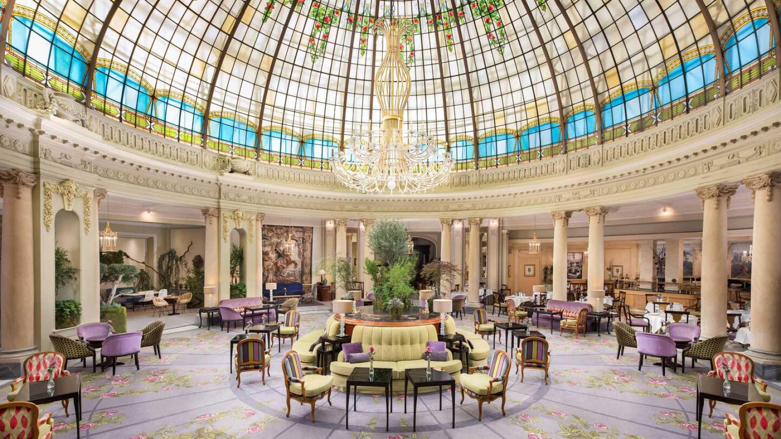 En clave Turismo - Navidades seguras en el Palace - 18/12/20 - escuchar ahora