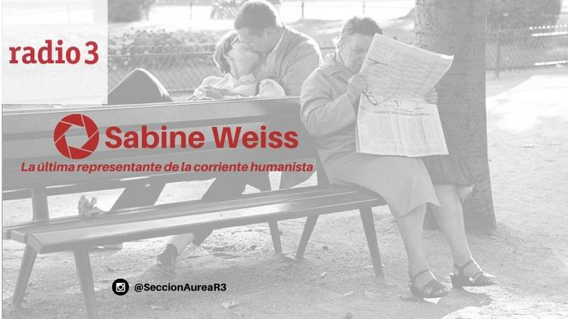 Sección Áurea - Sabine Weiss - Escuchar ahora