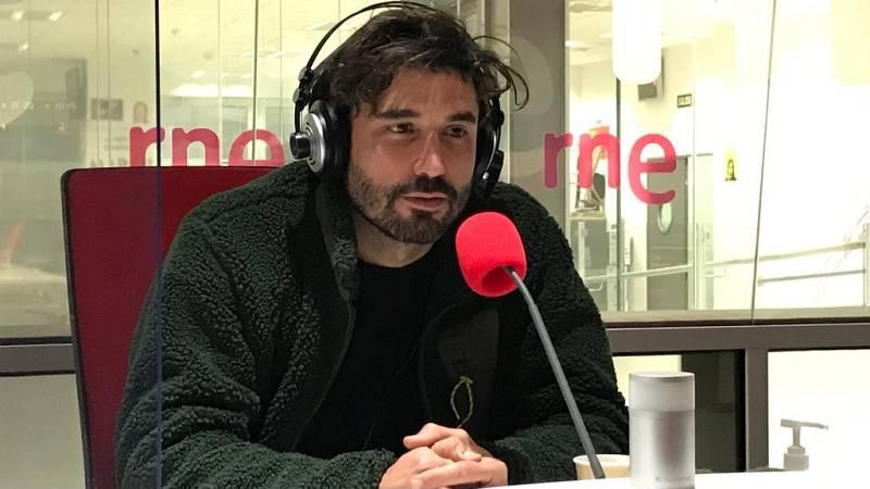 No es un día cualquiera - Alex García, 'Incendios, más allá del teatro' - 'Café de las 9' - 19/12/2020 - Escuchar ahora