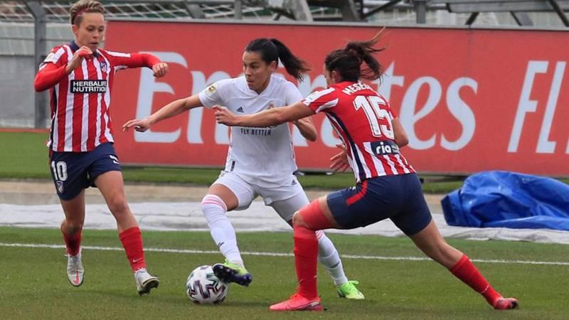 """Tablero deportivo - Amanda Sampedro: """"Es especial ganarle al Real Madrid"""" - Escuchar ahora"""