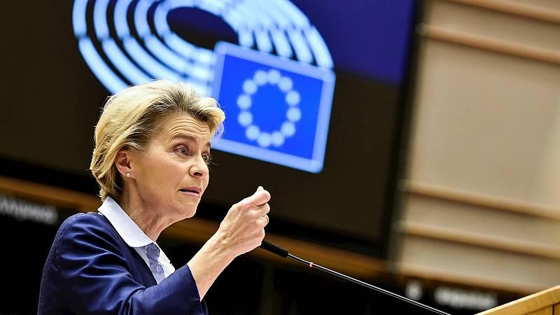"""Boletines RNE - El Gobierno pide a la UE una respuesta """"comunitaria coordinada"""" ante la nueva variante del virus - Escuchar ahora"""