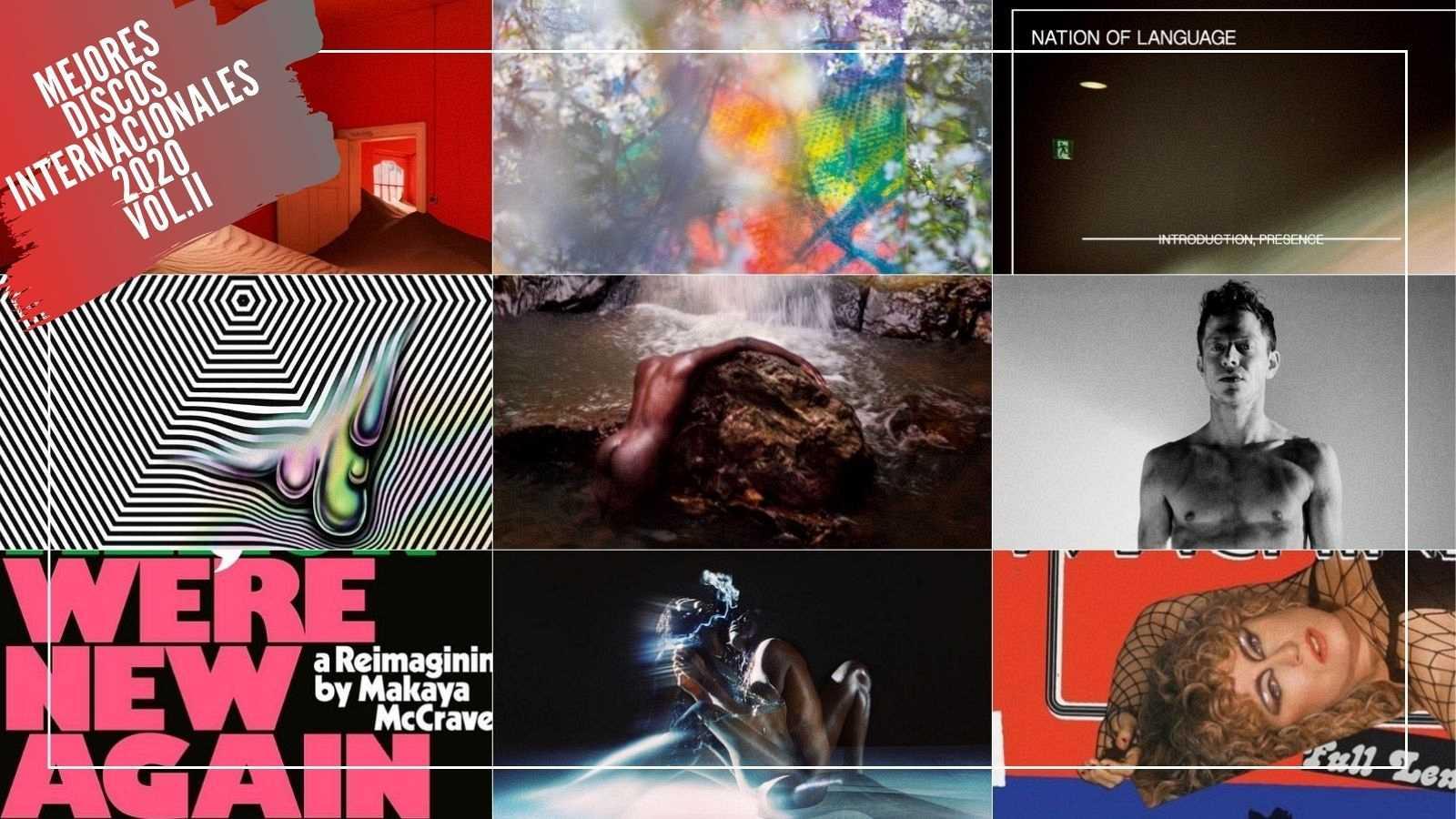 Na Na Na - Los 40 mejores discos internacionales de 2020 (Vol.II) - 28/12/20 - escuchar ahora