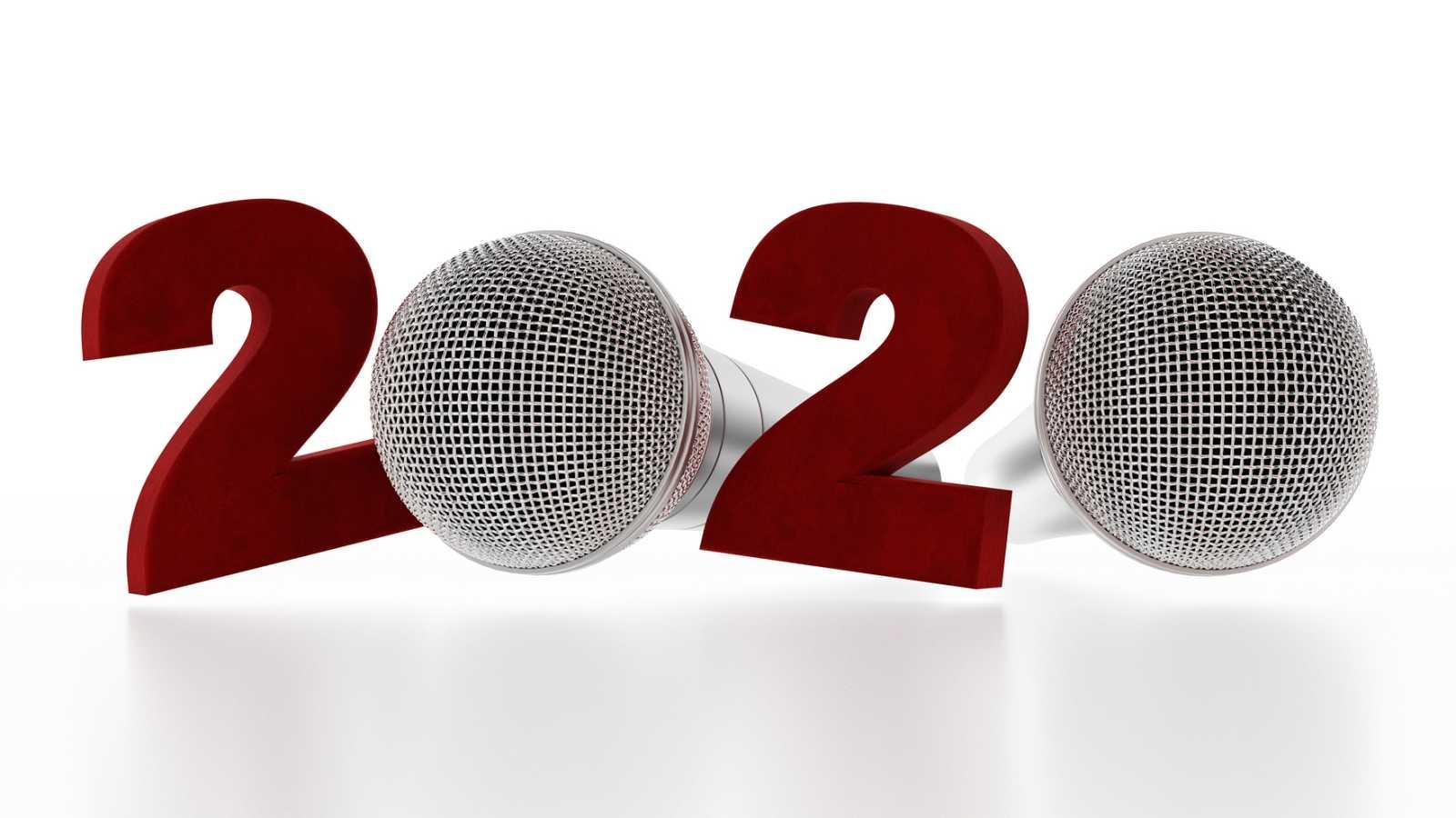 Amigos de la onda corta - Repaso al año 2020 - 31/12/20 - escuchar ahora