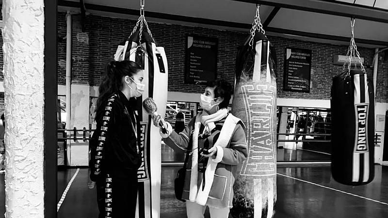 Laura Barceló, la joya del boxeo español - Escuchar ahora