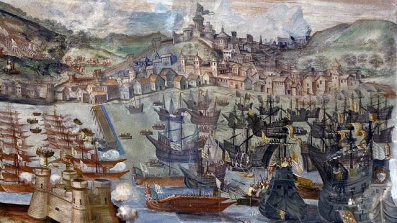 Españoles en la mar - Contra Armada, la mayor derrota naval de Inglaterra - 31/12/20 - escuchar ahora