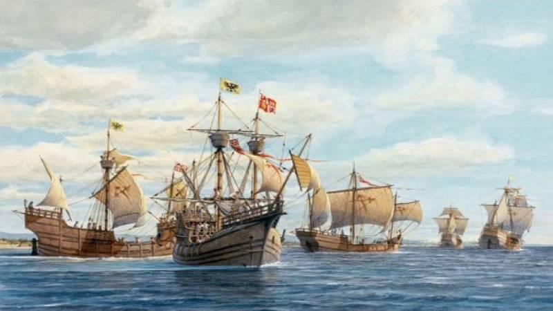 Españoles en la mar - Marineros vascos en la primera circunnavegación del planeta - 05/01/21 - escuchar ahora