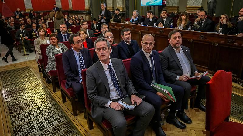 14 horas - La Fiscalía del Supremo se opone a los indultos de los presos del 'procés' - Escuchar ahora
