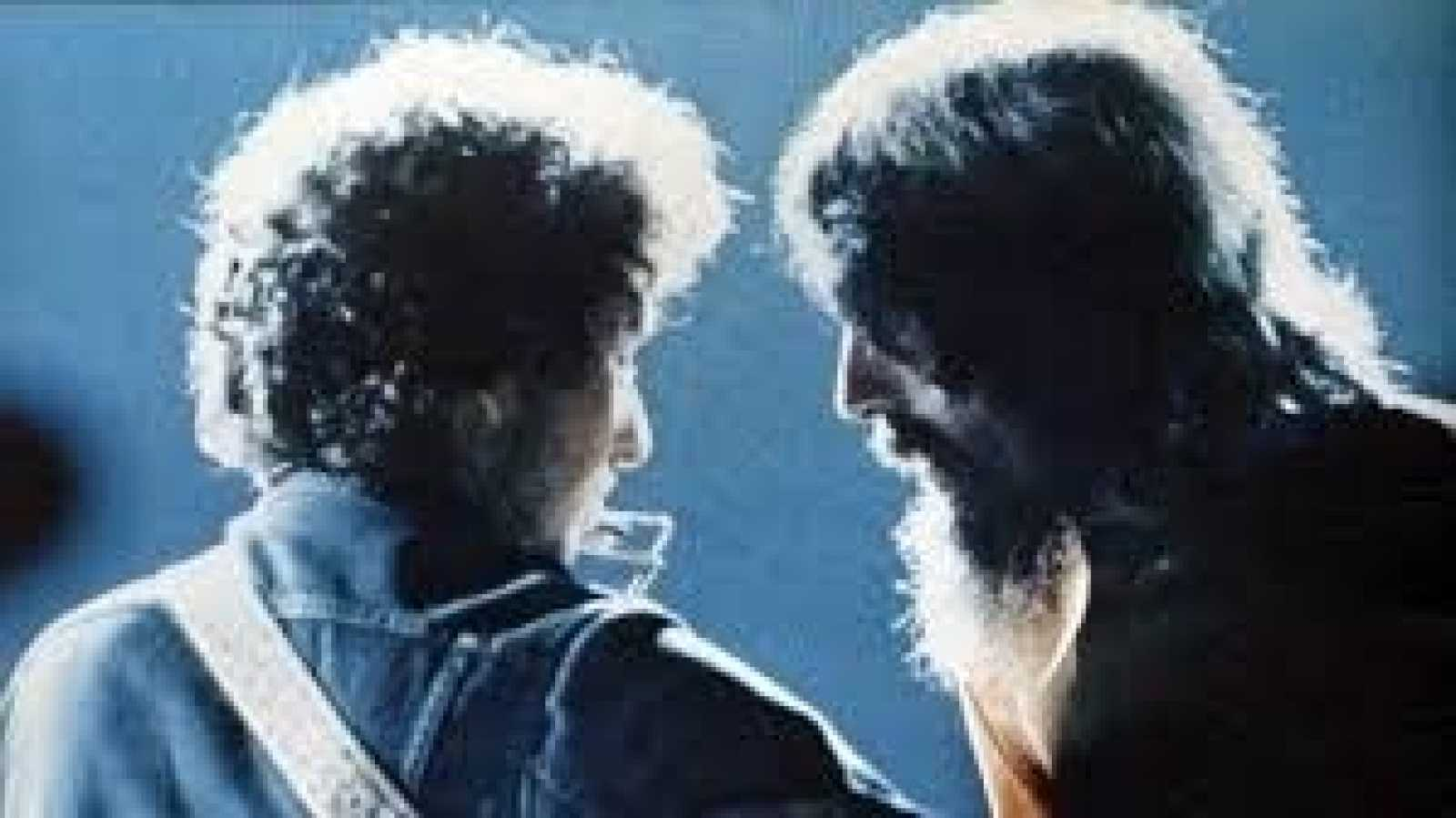 Disco grande - Las sesiones de Dylan y Harrison - 22/12/20 - escuchar ahora
