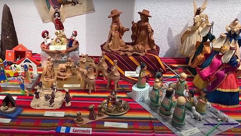 África hoy - Exposición 'Belenes del Mundo', en el Museo Africano y los Misioneros Combonianos - 22/12/20 - escuchar ahora