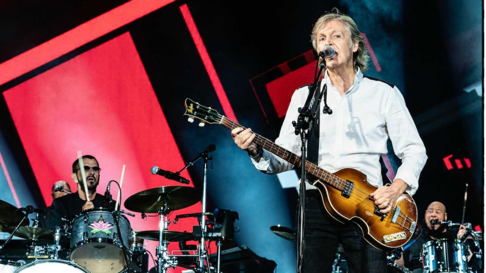 Memoria Beatle - McCartney III: el nuevo disco de Paul - 23/12/20   - Escuchar ahora