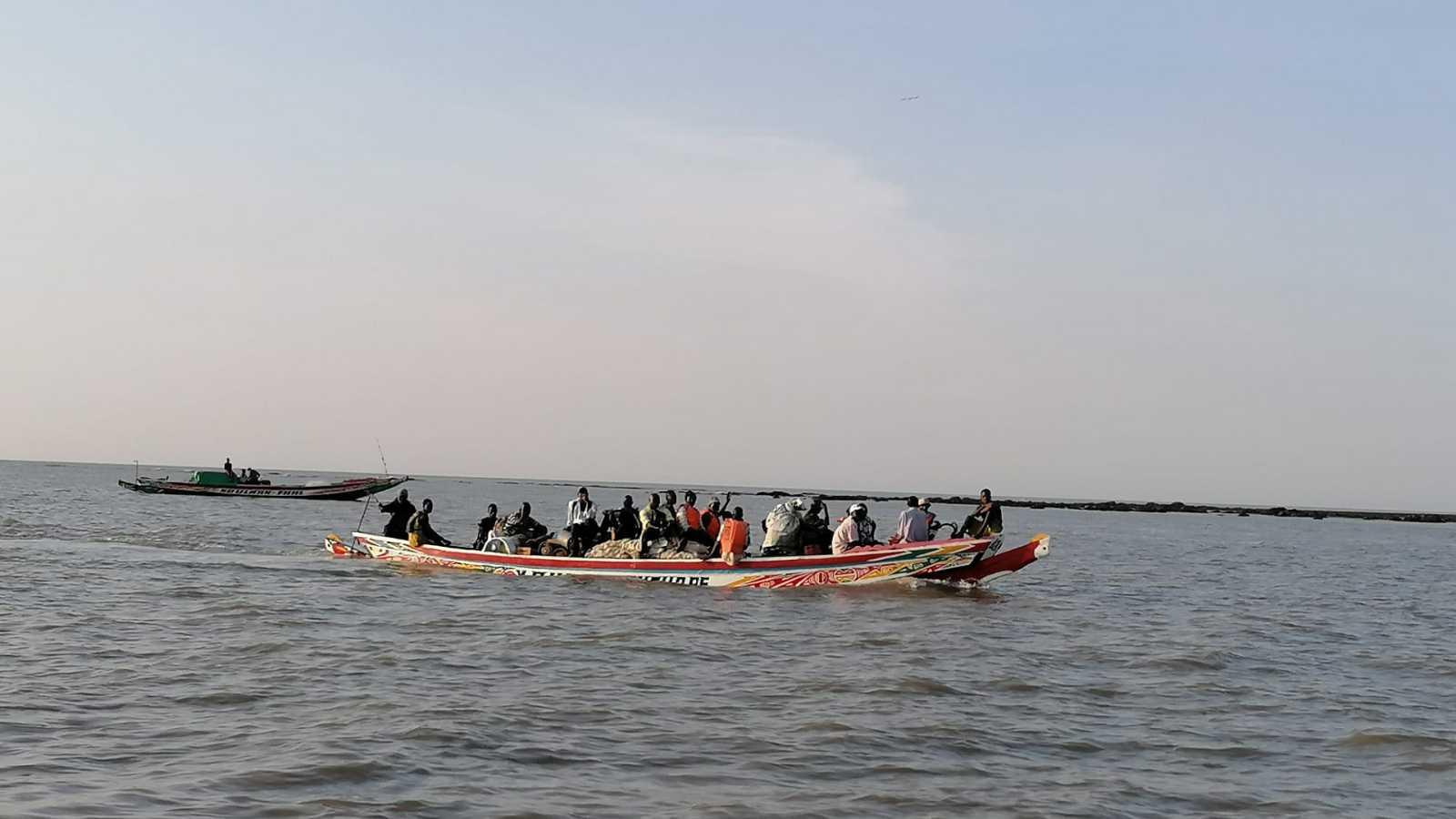Cinco continentes - Gambia: «Migrantes como mensajeros» - Escuchar ahora