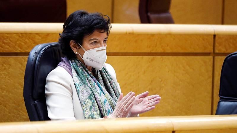 Boletines RNE - El Senado aprueba la LOMLOE - Escuchar ahora
