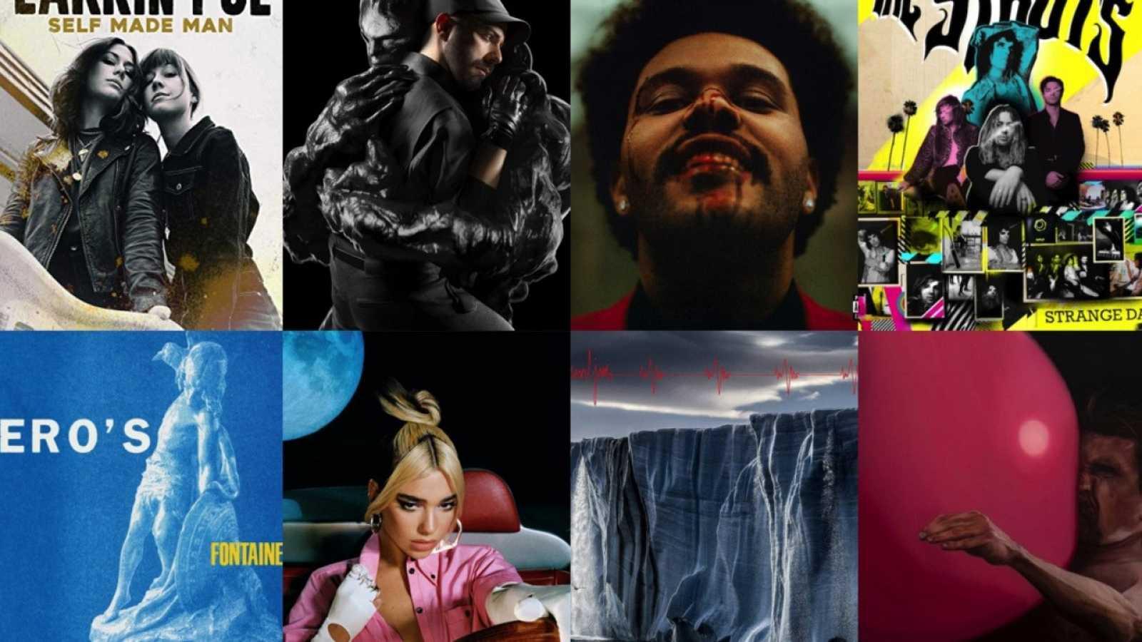 Turbo 3 - Canciones favoritas de 2020. Internacional Vol. II - 23/12/20 - escuchar ahora