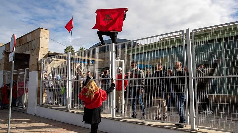 """24 horas - Fernández: """"El Sáhara Occidental es el objetivo primordial de Marruecos en la política exterior"""" - Escuchar ahora"""