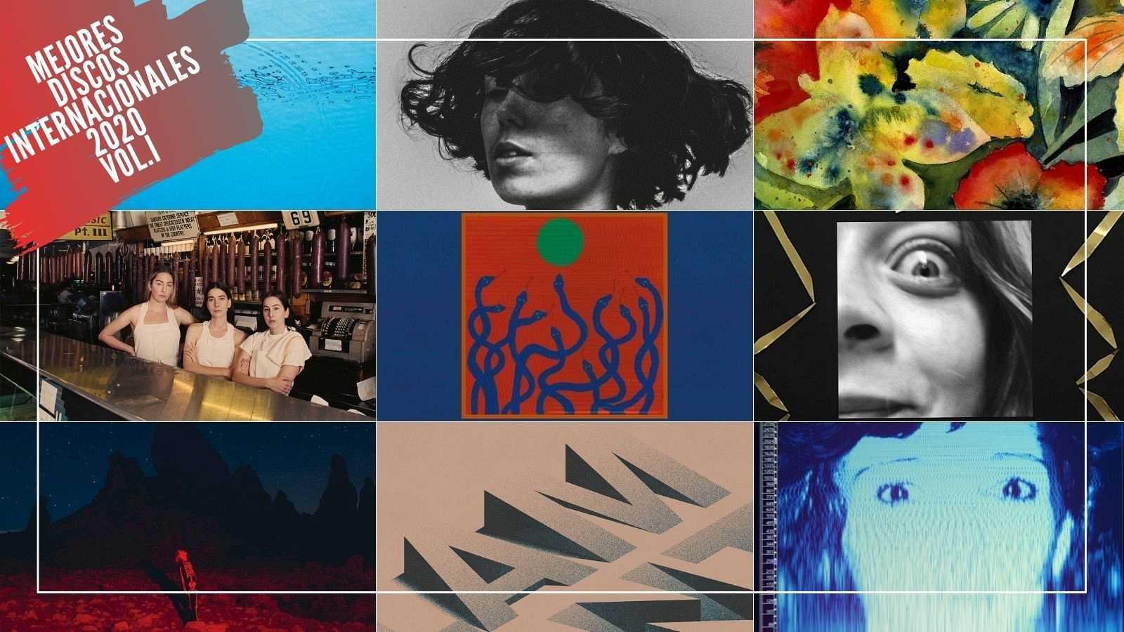 Na Na Na - Los 40 mejores discos internacionales de 2020 (Vol.I) - 23/12/20 - escuchar ahora
