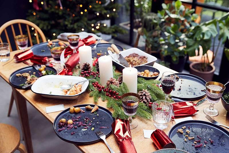 Las mañanas de RNE - El 20% de la comida que se prepara en Navidad termina en la basura - Escuchar ahora