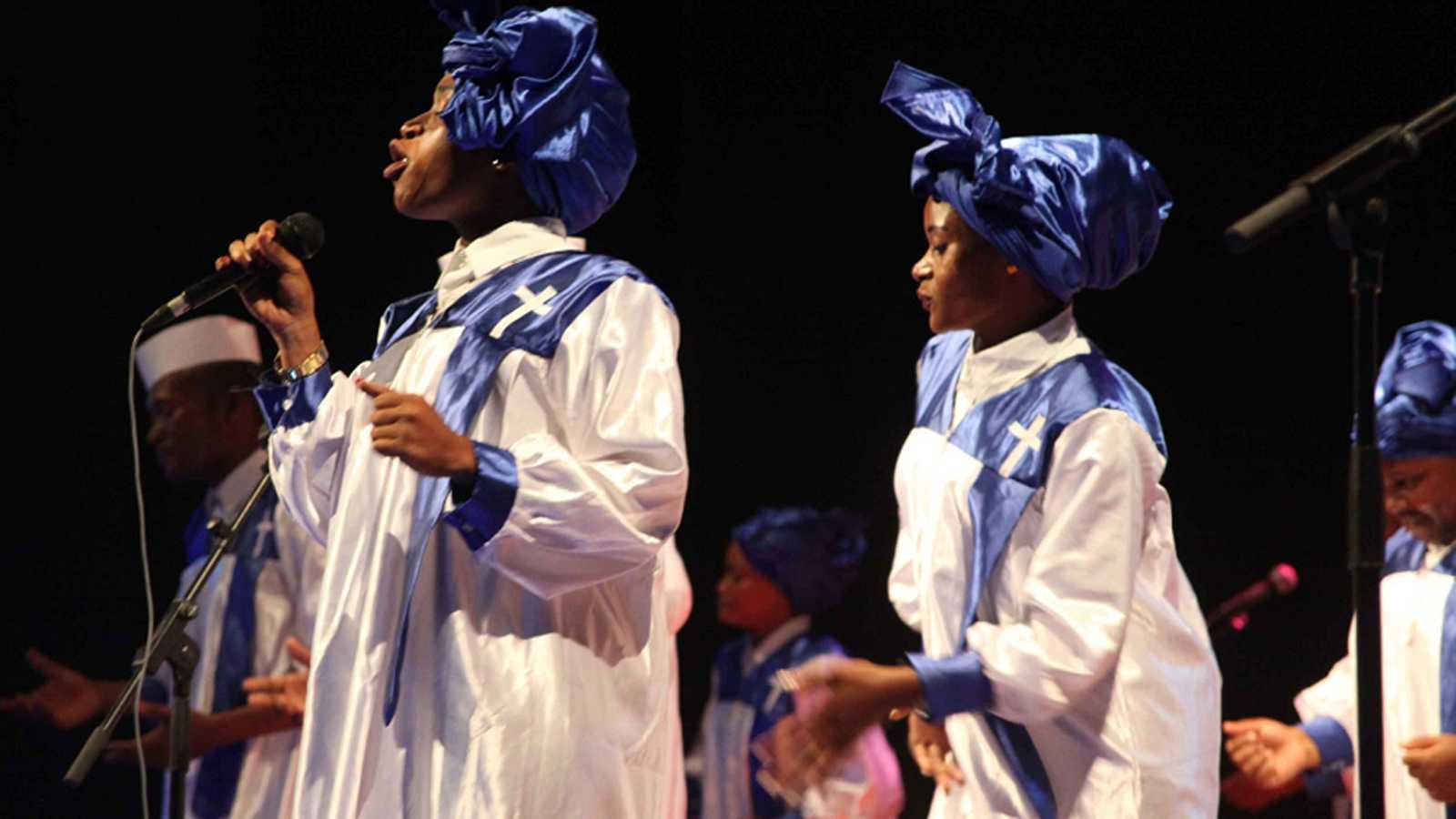 África hoy - Festival de Villancicos 2020 en centros culturales ecuatoguineanos - 24/12/20 - escuchar ahora