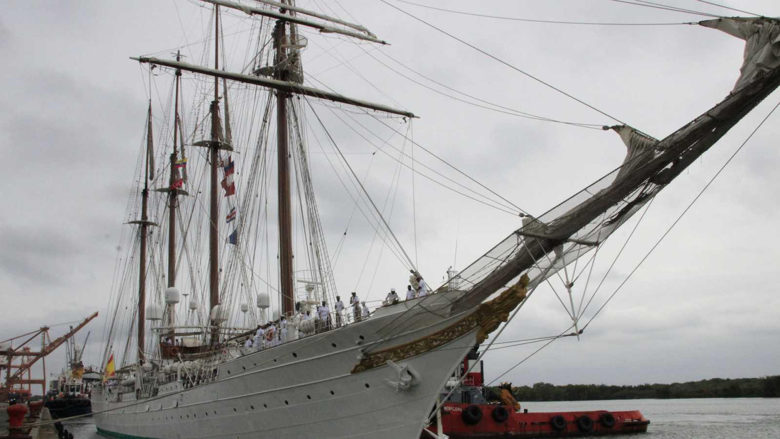 Los mares relatados - El cuerpo jurídico de la Armada, un poco de historia - 26/12/20 - escuchar ahora