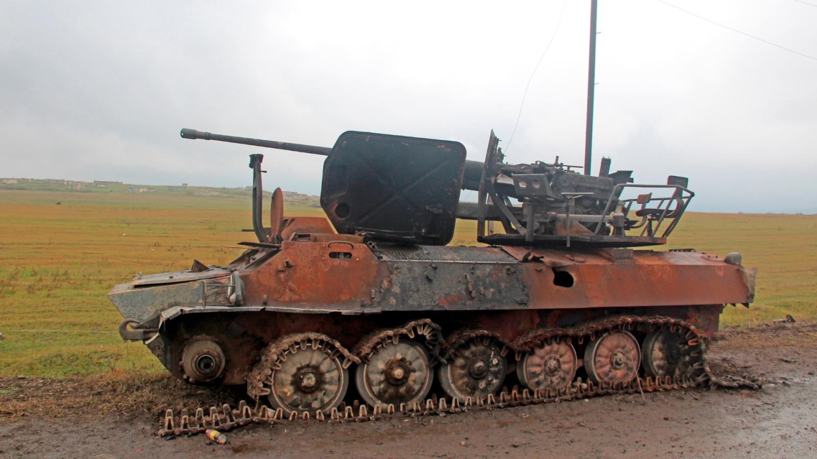 Reportajes 5 Continentes - 2020: Vuelve la guerra a Nagorno Karabaj - Escuchar ahora