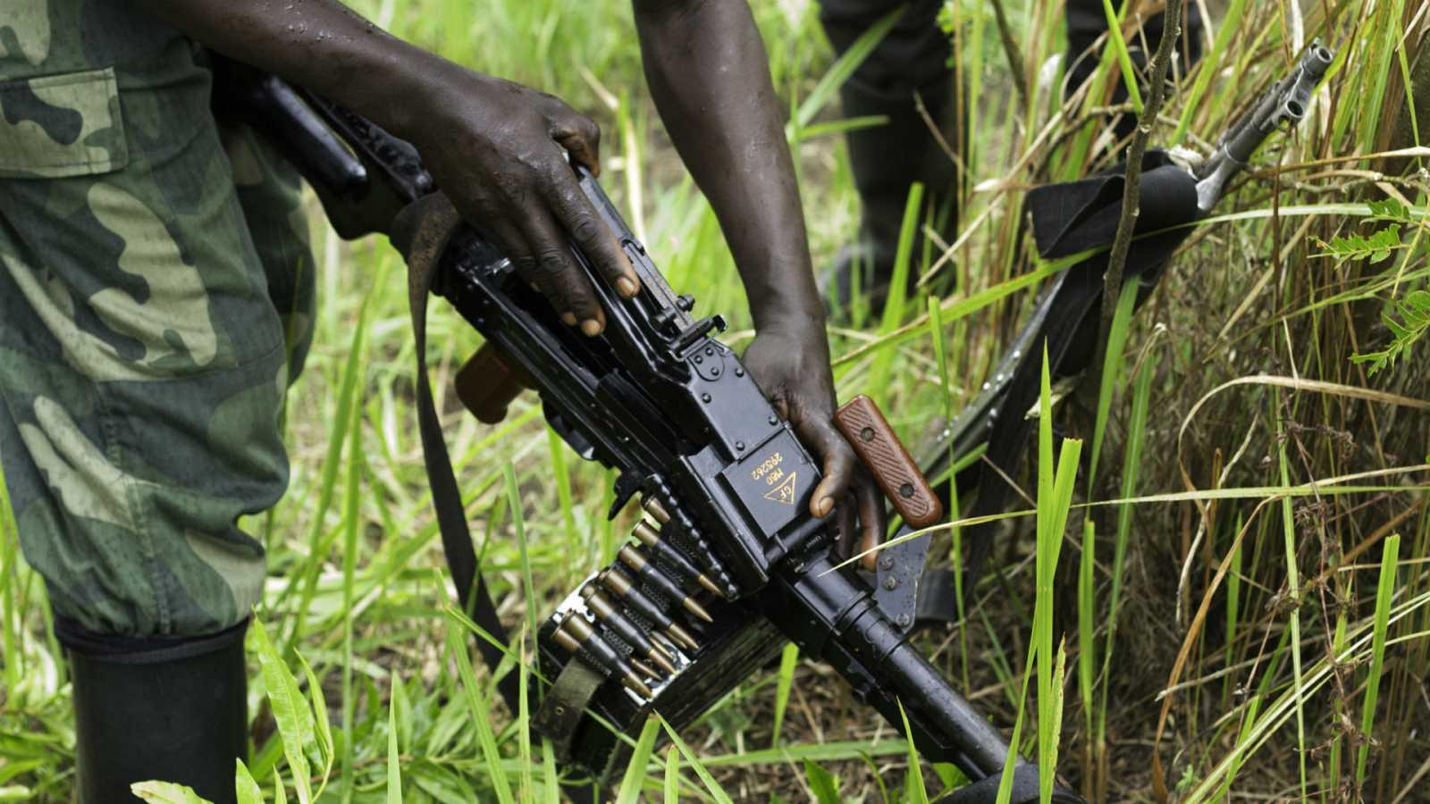 El mundo desde las Casas - Guerra y paz en África - 25/12/20 - Escuchar ahora