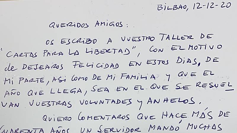Por tres razones - Postales para el taller de la cárcel Sevilla 1 - Escuchar ahora