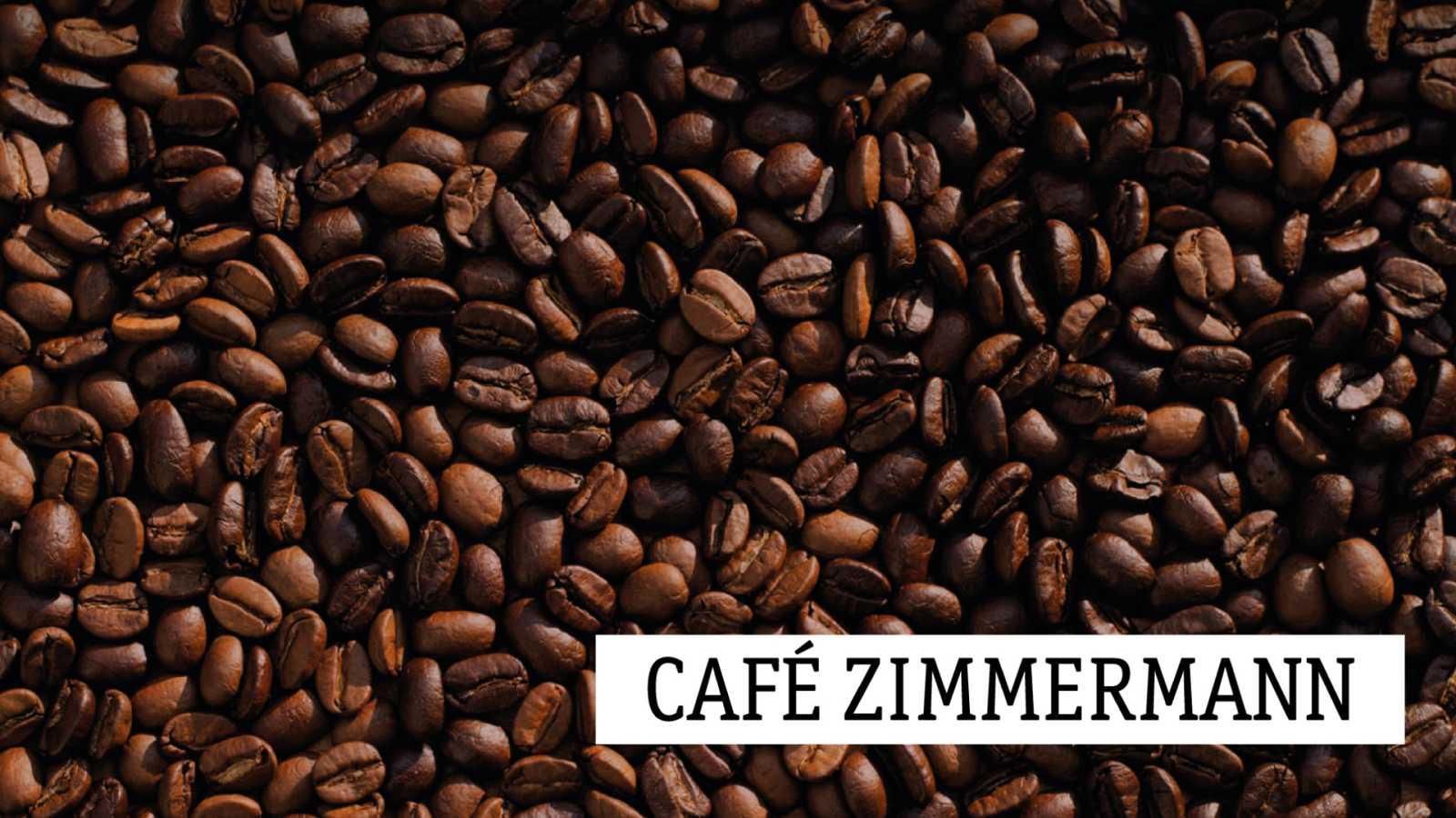 Café Zimmermann - El león de oro (entrevista con su director, Marco Antonio García de Paz) - 25/12/20 - escuchar ahora