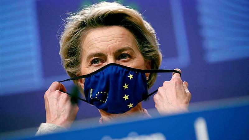14 horas Fin de semana - Hungría se adelanta vacunando y Ursula von der Leyen desea un 2021 de recuperación y esperanza - Escuchar ahora