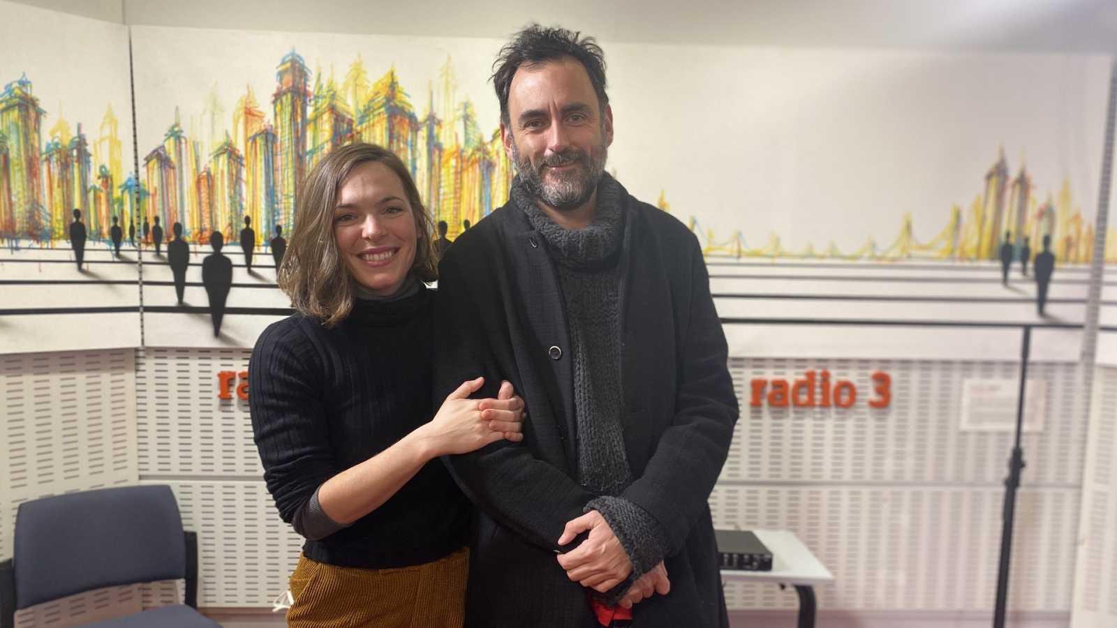 Hoy empieza todo con Marta Echeverría - Las canciones, Nada ocurrió salvo algunas cosas y moderneo - 28/12/20 - escuchar ahora