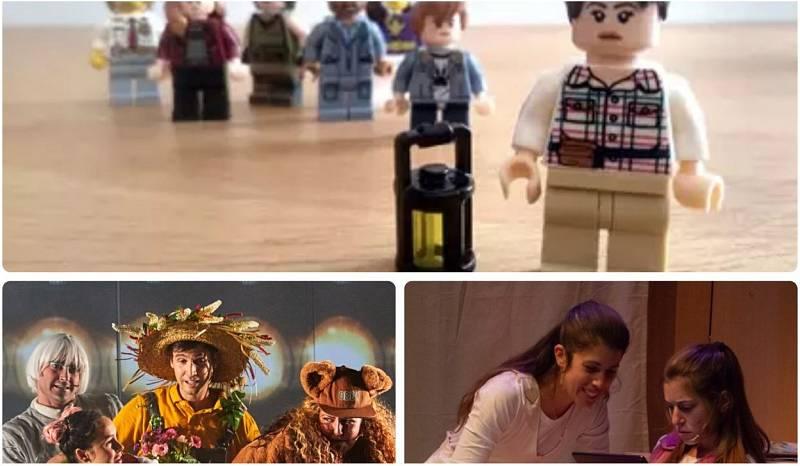 Wonderland - Tres propostes de teatre infantil o musical