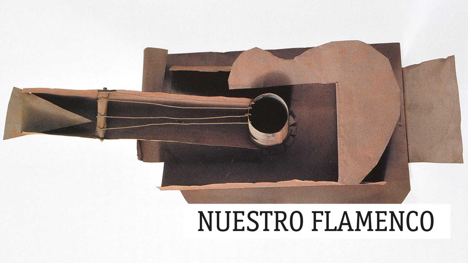Nuestro Flamenco - Primer disco de Antonio Ortega - 29/12/20 - escuchar ahora