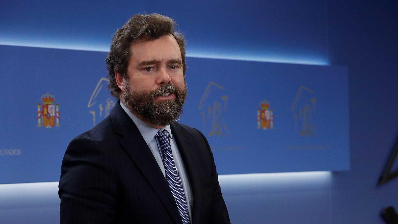 """Las mañanas de RNE con Íñigo Alfonso - Espinosa de los Monteros: """"Volveríamos a presentar una moción de censura, el país cada día va peor"""" - Escuchar ahora"""