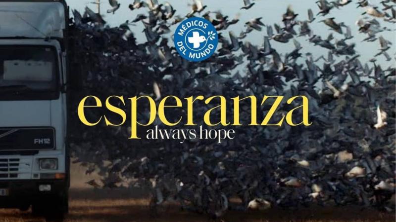 Más cerca - Médicos del Mundo lanza un mensaje de Esperanza - Escuchar ahora