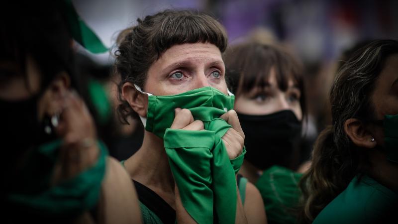 24 horas - El Senado argentino decidirá si aprobar la ley del aborto - Escuchar ahora