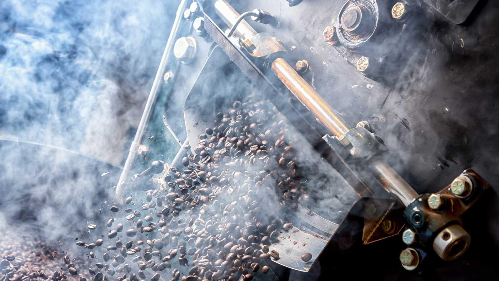 En clave Turismo - Visitamos un tostadero de café en Jaén - 30/20/12 - escuchar ahora