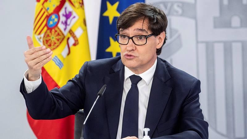 24 horas - Salvador Illa, candidato del PSC a las elecciones catalanas del 14 de febrero - Escuchar ahora
