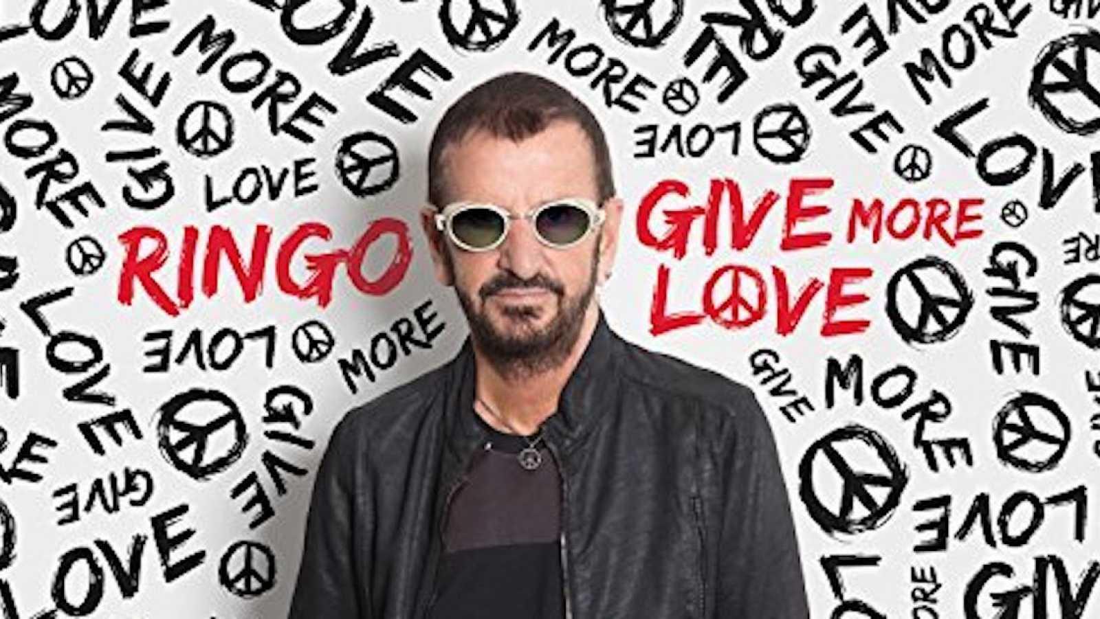 Memoria Beatle - Ringo Starr: paz y amor para 2021 - 30/12/20 - Escuchar ahora
