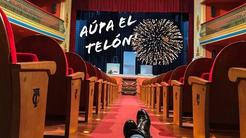 La sala - 'Aúpa el telón', por La Compañía de Patricia Estremera - 31/12/20 - Escuchar ahora