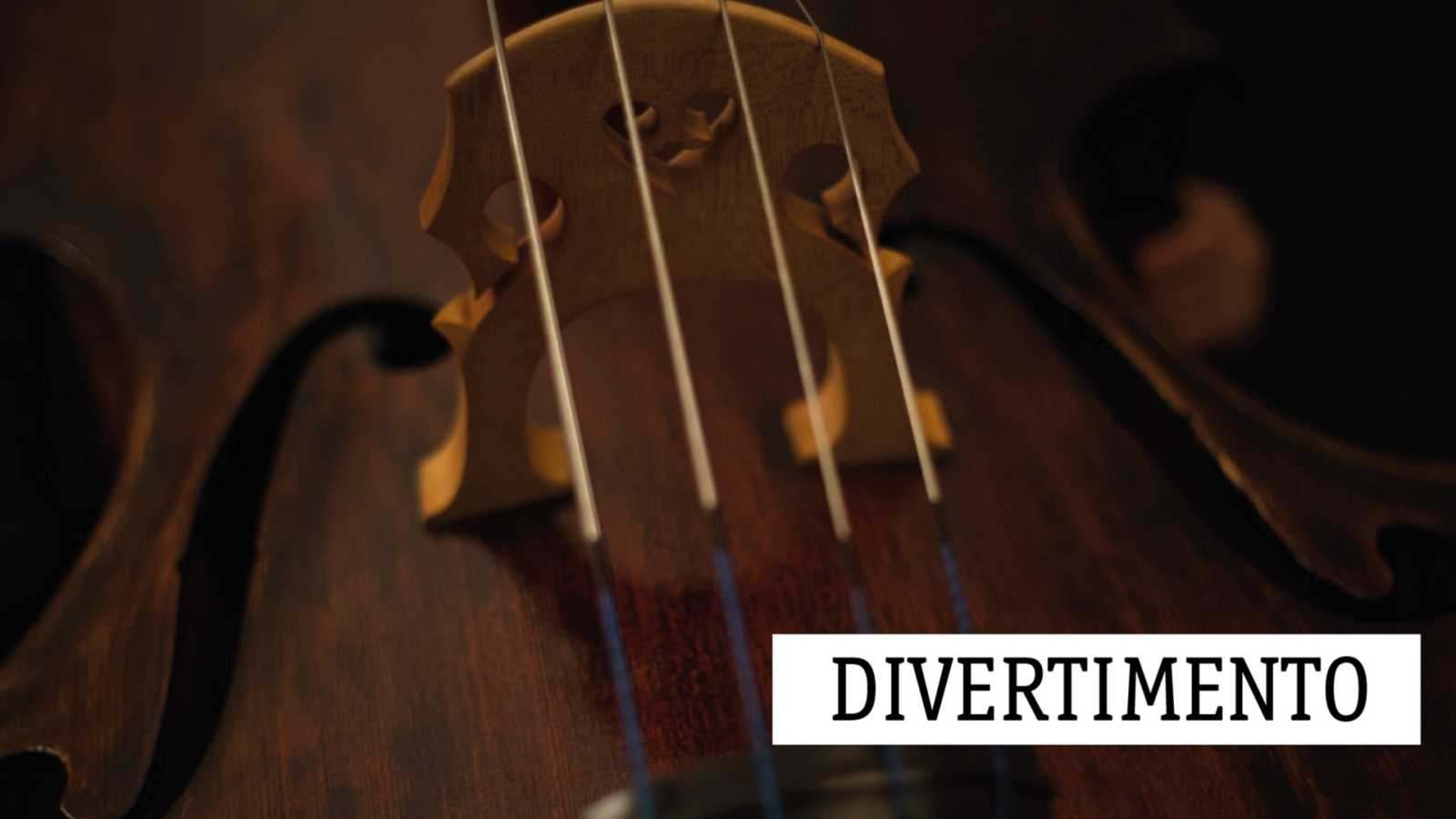 Divertimento - Fin de año con Beethoven - 31/12/20 - escuchar ahora